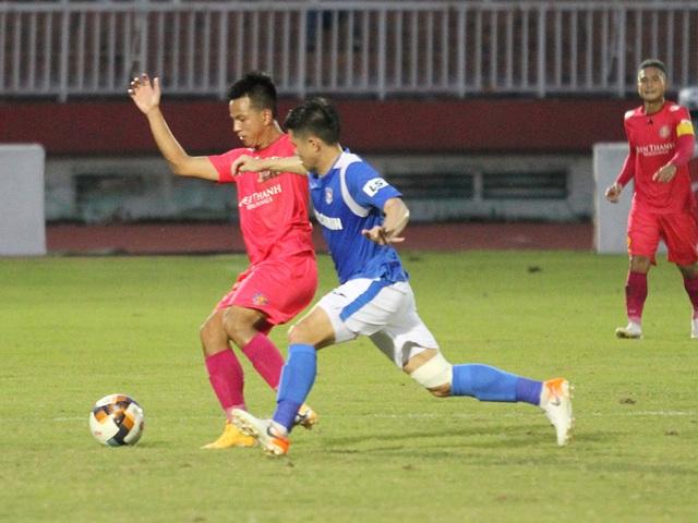 Sài Gòn FC vô địch giai đoạn 1 V-League 2020 - 6