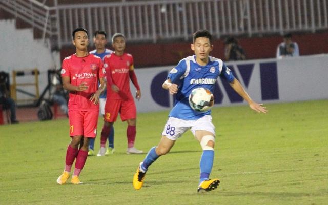 Sài Gòn FC vô địch giai đoạn 1 V-League 2020 - 8