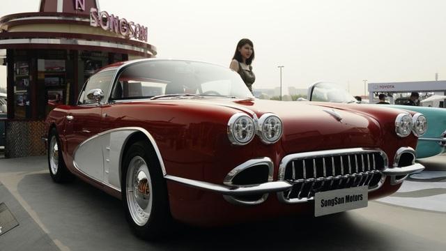 Hàng độc, hàng lạ tại triển lãm ô tô lớn nhất Trung Quốc - 2
