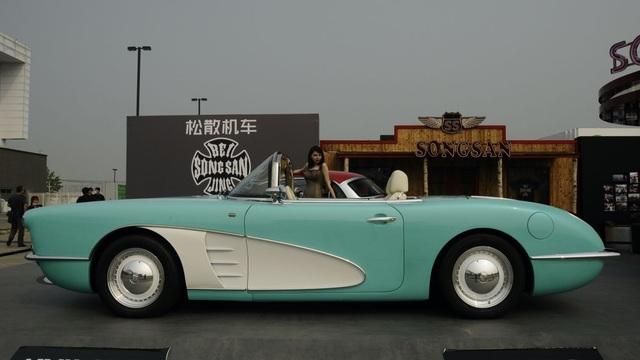 Hàng độc, hàng lạ tại triển lãm ô tô lớn nhất Trung Quốc - 5