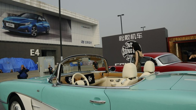 Hàng độc, hàng lạ tại triển lãm ô tô lớn nhất Trung Quốc - 6