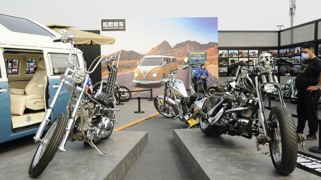 Hàng độc, hàng lạ tại triển lãm ô tô lớn nhất Trung Quốc - 11