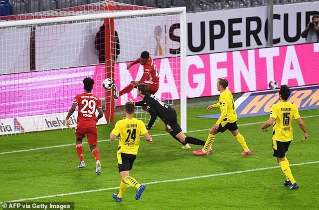 Thắng Dortmund đầy kịch tính, Bayern Munich giành Siêu Cúp Đức - 1