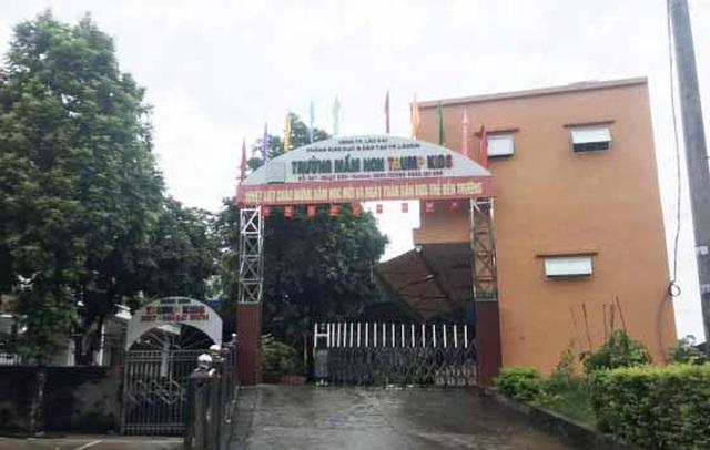 Lào Cai: Làm rõ vụ bé gái 2 tuổi bị bố của bạn hành hung - 2