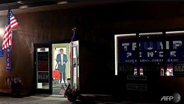 Những cử tri ủng hộ Trump ngay giữa quê nhà của Biden - 2