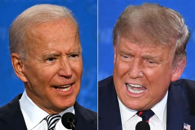 Ông Biden gọi phần tranh luận của ông Trump là nỗi hổ thẹn quốc gia - 1
