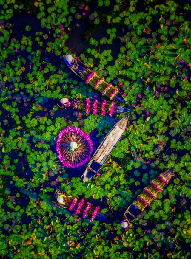 Vẻ đẹp ngoạn mục của Việt Nam nhìn từ trên tầm cao - 11