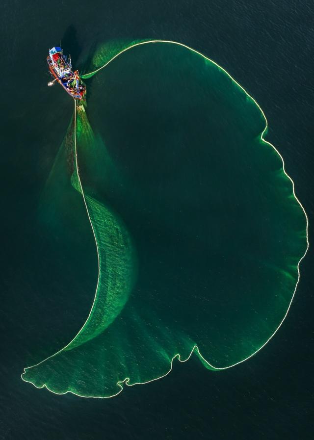 Vẻ đẹp ngoạn mục của Việt Nam nhìn từ trên tầm cao - 21
