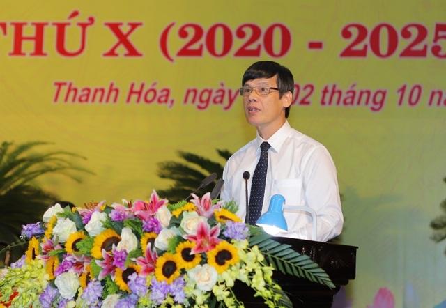 Phó Chủ tịch nước dự đại hội thi đua yêu nước tỉnh Thanh Hóa - 2