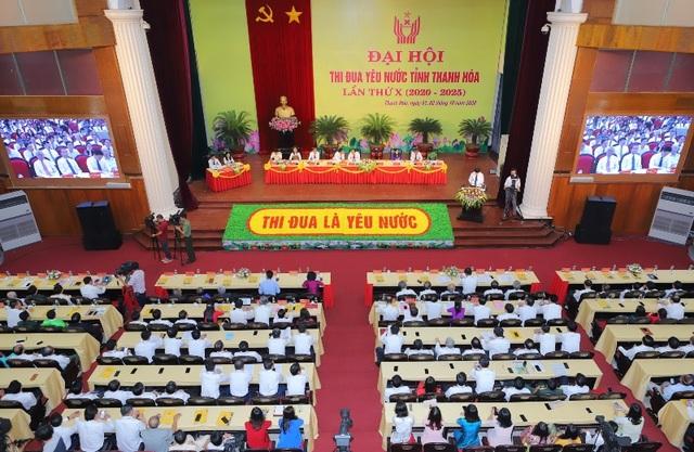 Phó Chủ tịch nước dự đại hội thi đua yêu nước tỉnh Thanh Hóa - 1