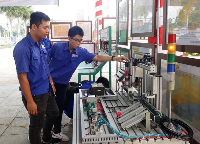 Bình Định: Nhiều ý tưởng sáng tạo khởi nghiệp trong sinh viên - 3