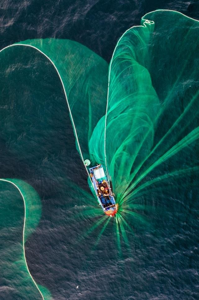 Vẻ đẹp ngoạn mục của Việt Nam nhìn từ trên tầm cao - 7