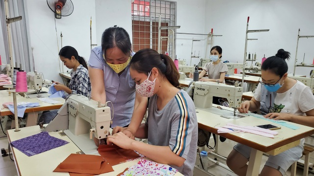 Hà Nội: Lao động thất nghiệp chọn học nghề giảm hơn 60 % - 3