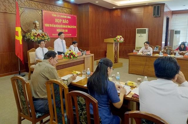 """Bí thư Khánh Hòa nói về tiềm năng thu hút đầu tư """"khủng"""" vào Vân Phong - 1"""