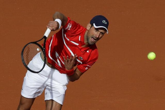 Roland Garros 2020: Djokovic cân bằng thành tích của Federer - 1