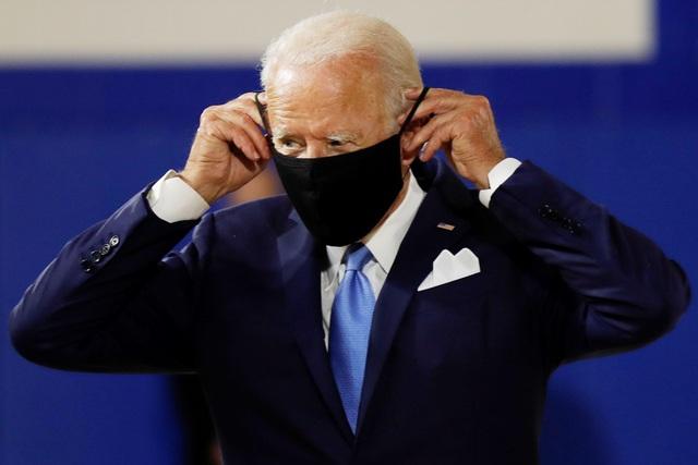 Chuyên gia y tế: Ông Biden nên xét nghiệm Covid-19 ngay lập tức - 1