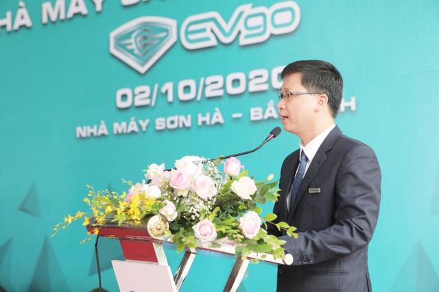 Tập đoàn Sơn Hà tổ chức lễ khánh thành nhà máy sản xuất xe điện EVgo tại Bắc Ninh - 3