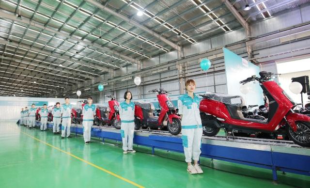 Tập đoàn Sơn Hà tổ chức lễ khánh thành nhà máy sản xuất xe điện EVgo tại Bắc Ninh - 4