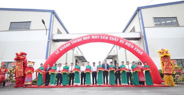 Tập đoàn Sơn Hà tổ chức lễ khánh thành nhà máy sản xuất xe điện EVgo tại Bắc Ninh - 6
