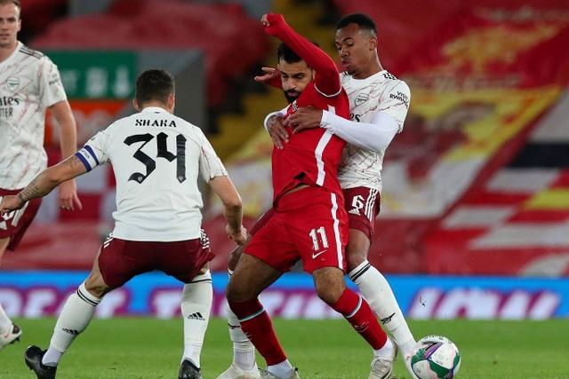 Arsenal đánh bại Liverpool ở loạt sút luân lưu - 3