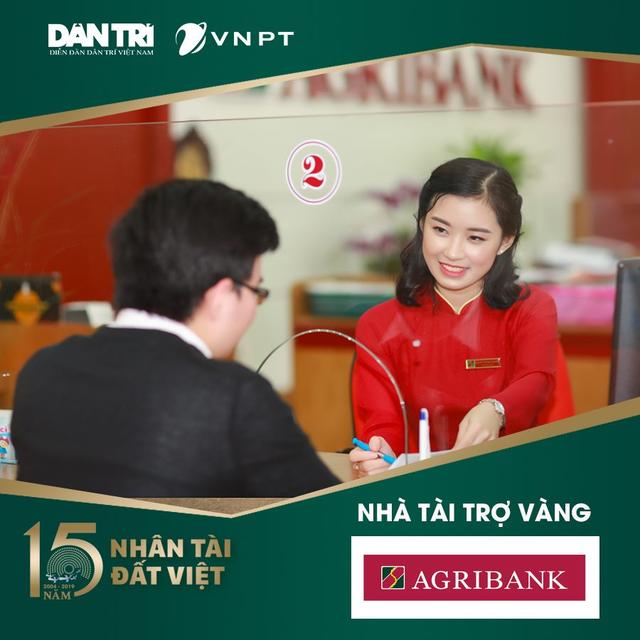 Ngân hàng Agribank là Nhà tài trợ vàng của giải thưởng Nhân tài Đất Việt 2019 - 1