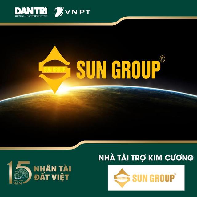Tập đoàn Sun Group là Nhà tài trợ kim cương giải thưởng Nhân tài Đất Việt 2019 - 1