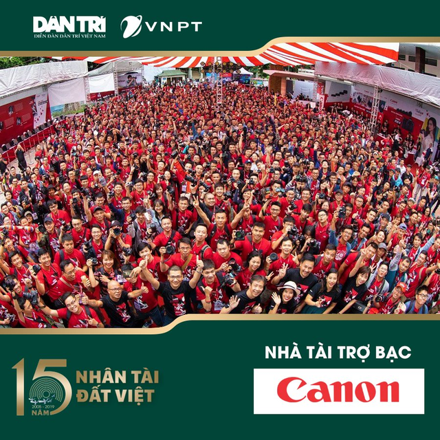 Canon Việt Nam là Nhà tài trợ bạc của giải thưởng Nhân tài Đất Việt 2019 - 1
