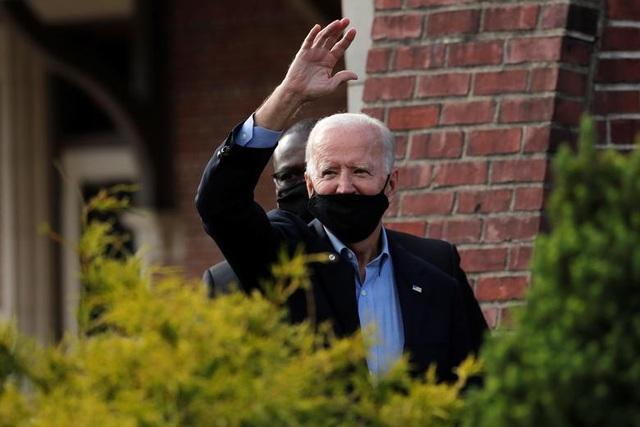 Ông Biden đổ bộ các bang chiến trường - 7