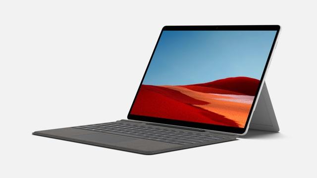 Microsoft trình làng bộ đôi laptop và máy tính bảng Surface hoàn toàn mới - 1