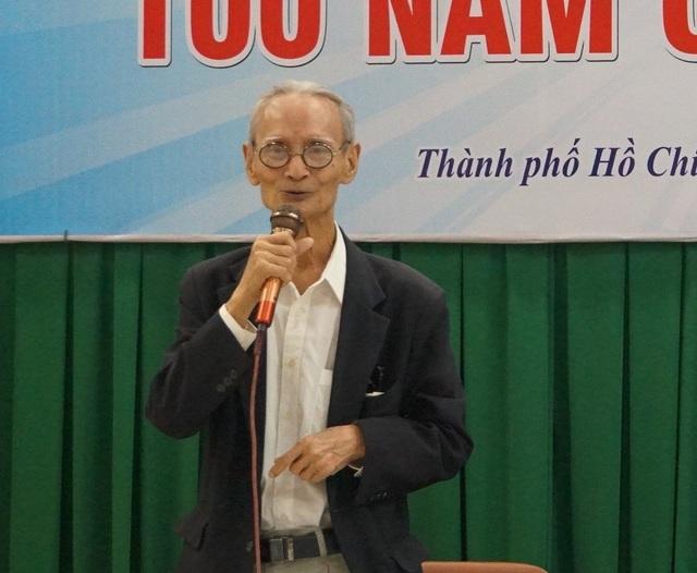 Thầy Trần Chút, tác giả nhiều sách giáo khoa tiếng Việt qua đời ở tuổi 81 - 1