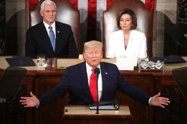 Điều gì xảy ra khi ông Trump mắc Covid-19? - 2