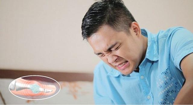 Vì sao bệnh gout đang có dấu hiệu trẻ hóa? - 1