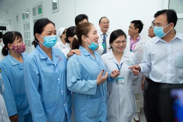 Ninh Thuận lần đầu tiên có khám bệnh, chữa bệnh theo yêu cầu - 3