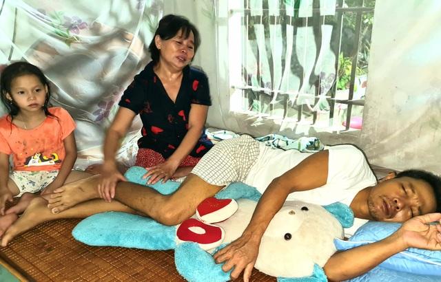 Nghẹn lòng chàng sinh viên nghèo cầu xin sự sống cho bố mẹ - 3