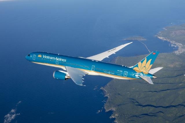 Vietnam Airlines - hãng hàng không Việt vươn tầm thế giới - 1