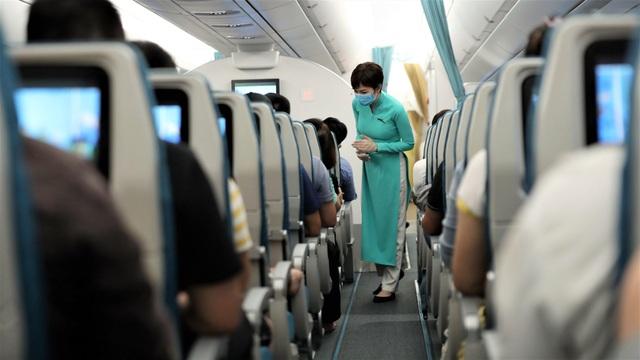 Vietnam Airlines - hãng hàng không Việt vươn tầm thế giới - 3
