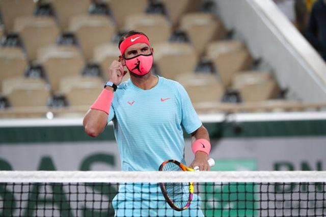 Roland Garros 2020: Nadal đè bẹp niềm hy vọng của Italia - 1
