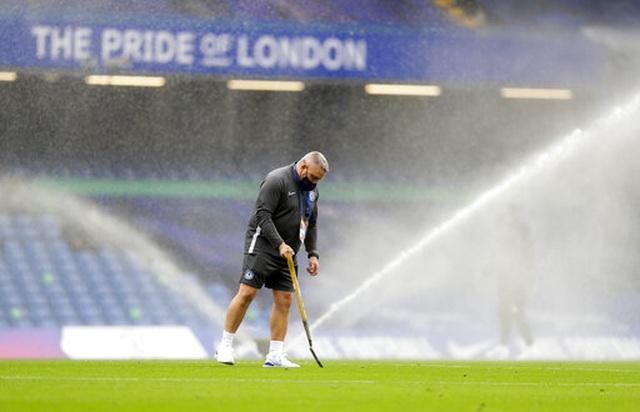 Những khoảnh khắc Chelsea hạ gục Crystal Palace - 1