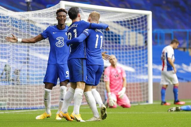 Những khoảnh khắc Chelsea hạ gục Crystal Palace - 9