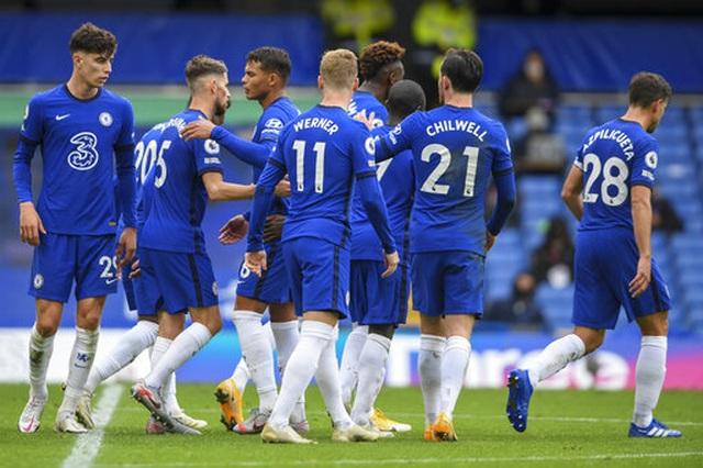 Những khoảnh khắc Chelsea hạ gục Crystal Palace - 16