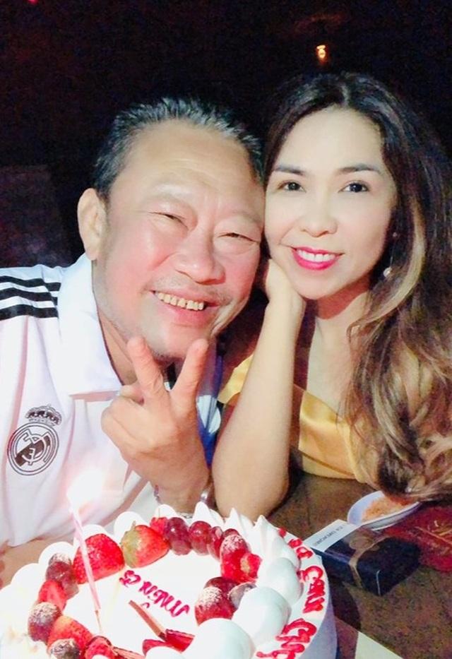 Nhạc sĩ Lê Quang phẫu thuật cắt chân do biến chứng tiểu đường - 2