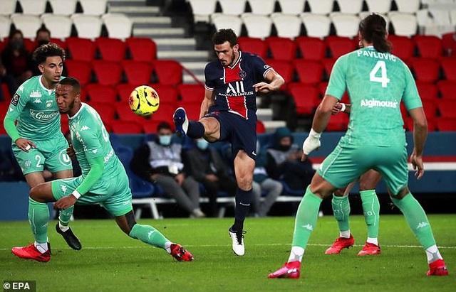 Neymar và Mbappe thăng hoa, PSG giành chiến thắng 6-1 - 1