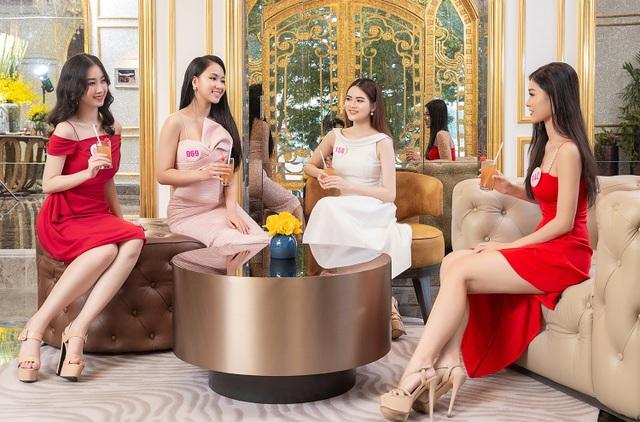 Thí sinh Hoa Hậu Việt Nam 2020 chuẩn bị bước vào vòng Bán kết - 3