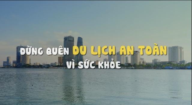 Đà Nẵng đẹp mê trong video quảng bá, kỳ vọng kéo khách trở lại sau đại dịch - 1