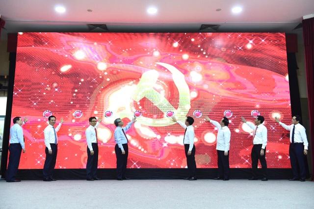 """Khai trương Trang tin điện tử """"Đảng Cộng sản Việt Nam - Đại hội XIII"""" - 3"""