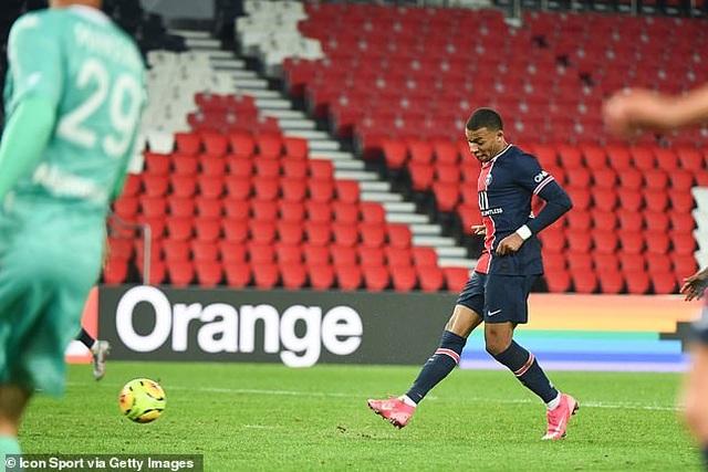 Neymar và Mbappe thăng hoa, PSG giành chiến thắng 6-1 - 4