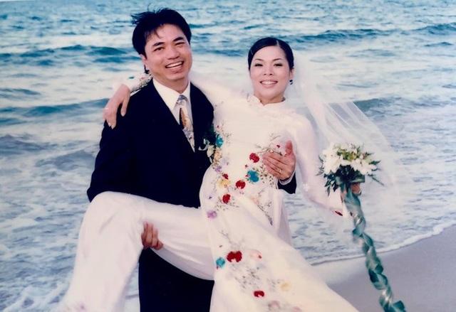 Ca sĩ Mỹ Lệ chia sẻ loạt ảnh cưới 16 năm trước  - 2