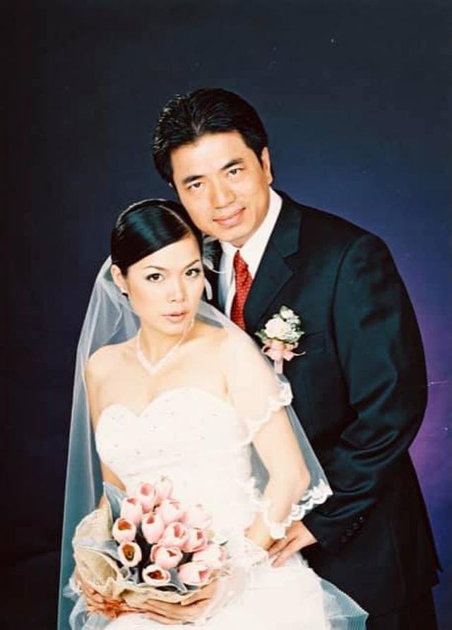 Ca sĩ Mỹ Lệ chia sẻ loạt ảnh cưới 16 năm trước  - 3