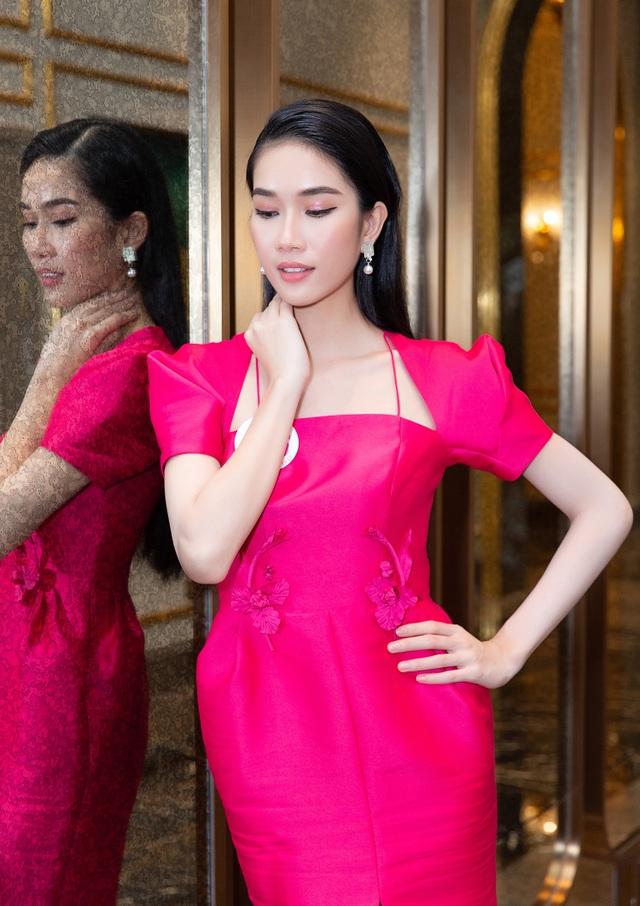 Thí sinh Hoa Hậu Việt Nam 2020 chuẩn bị bước vào vòng Bán kết - 8
