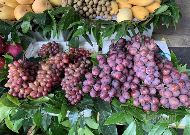 Thái Lan cảnh báo trái cây Trung Quốc rủi ro tồn dư thuốc sâu - 1